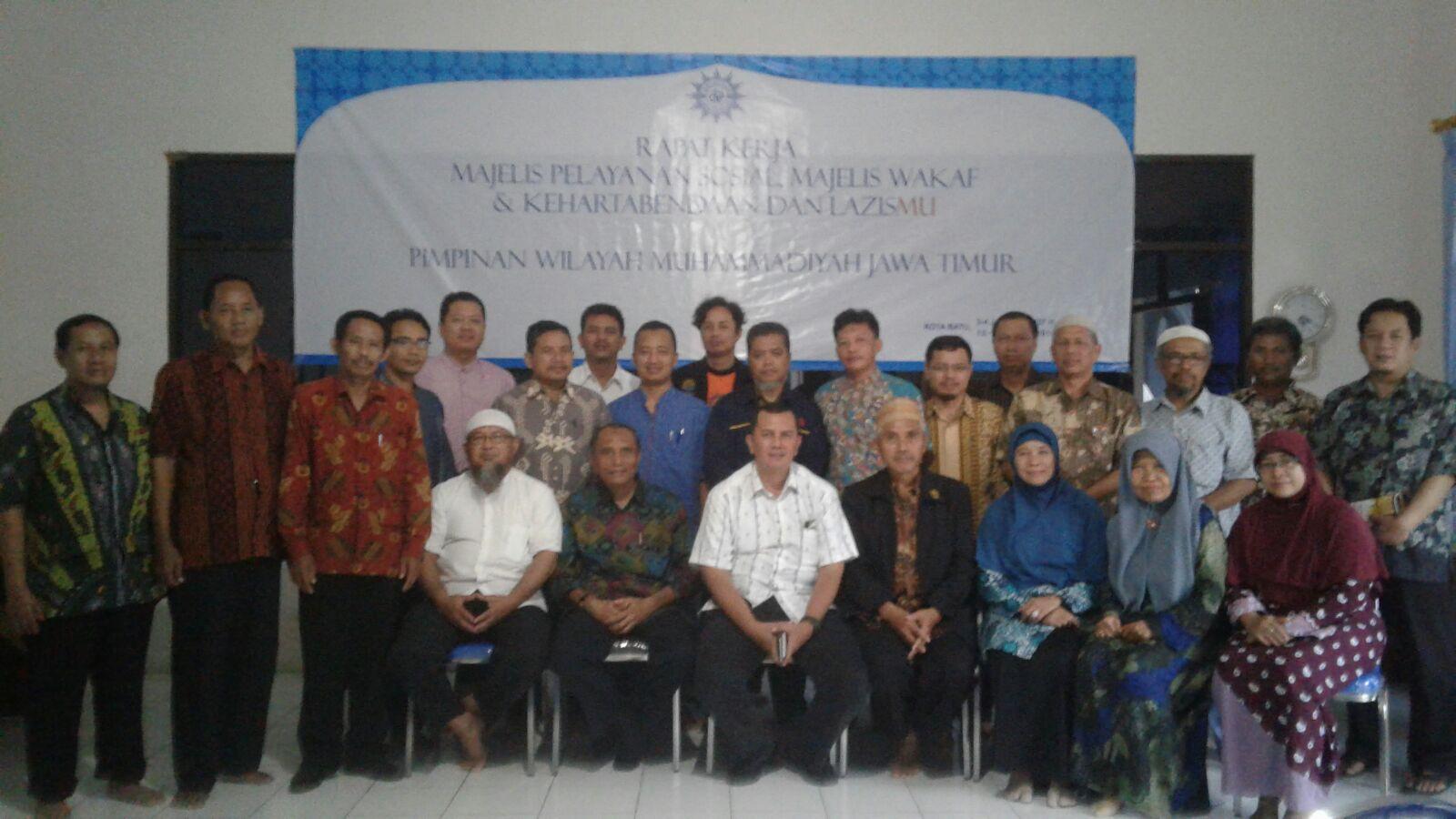 Raker Bersama, MPS, MWK dan Lazis