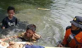 Berkemah Ajarkan Siaga Banjir