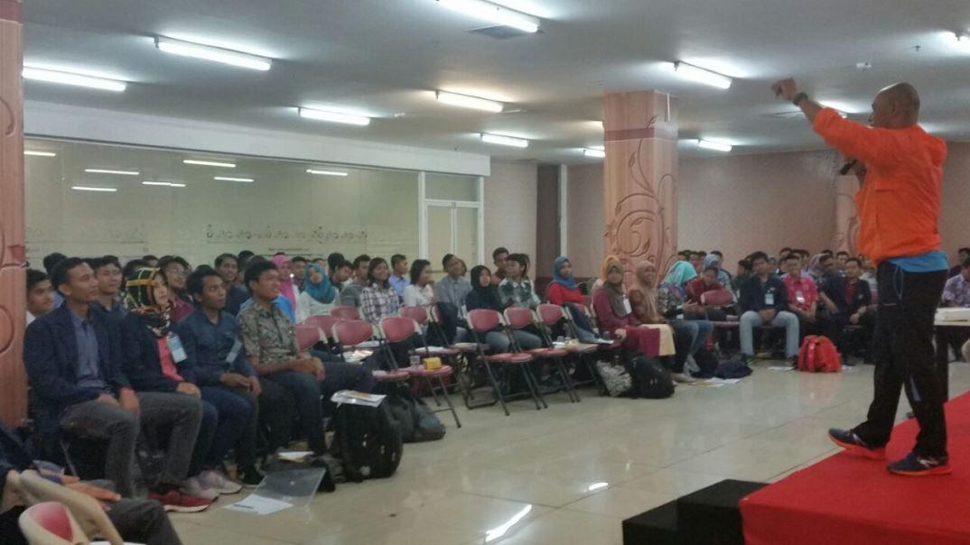 Workshop peningkatan ilmu kepelatihan
