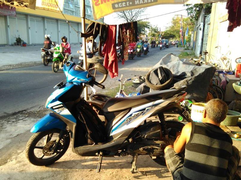 Yuk Cari Tahu Berapa Biaya Servis Motor Honda Beat Di Bengkel Resmi