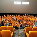 Suasana Nonton Film Nyai Ahmad Dahlan