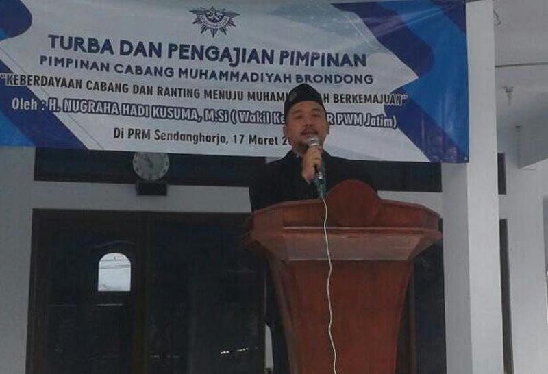 5 Kunci Sukses Mempertahankan Cabang dan Ranting Muhammadiyah