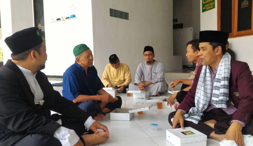 Usai Viral di Edisi Perdana karena Dilarang Pemerintah, Begini Jum'atan Edisi Kedua di Ihyaul Qulub