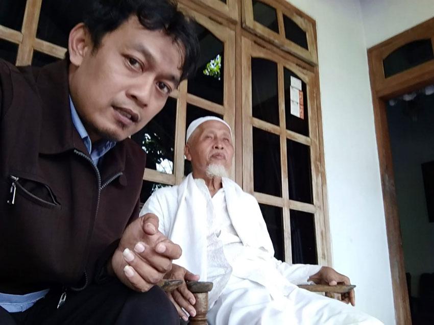 Kisah Pak Parto yang Mengaku Rindu Bersujud