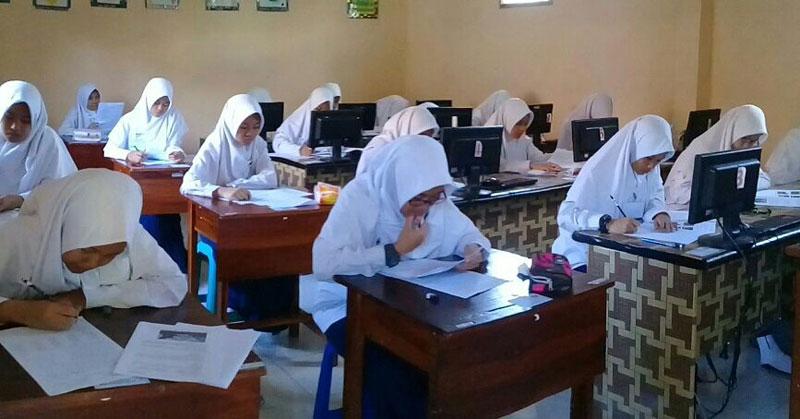 Terakreditasi, SMP Aisyiyah Boarding School Malang Gelar USBN dan UNBK 2018