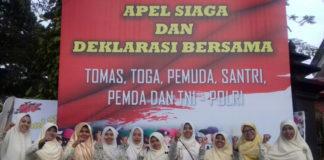 Nasyiatul Aisyiyah Ikut Serukan Deklarasi Anti Radikalisme