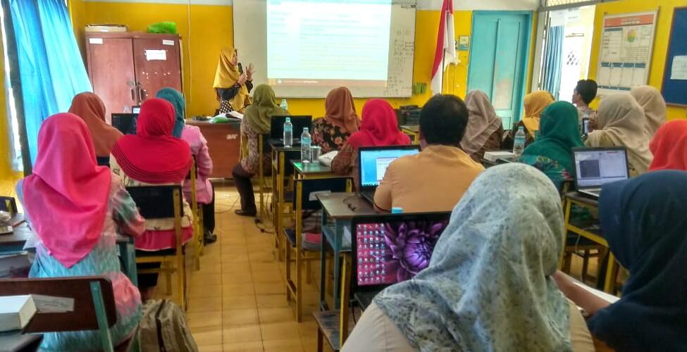 Setelah Sekolah Muhammadiyah, SDMM Perluas Pelatihan Implementasi K13 pada Guru SD Se-Kecamatan Kebomas Gresik