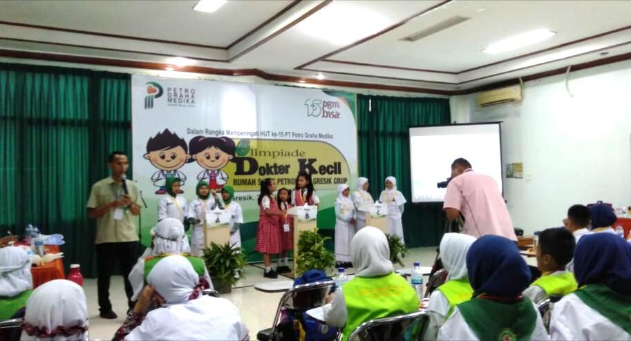 Siswa Sdmm Ini Bangga Jadi Juara Dokter Kecil Sebelum Jadi Dokter Sungguhan Pwmu Co Portal Berkemajuan