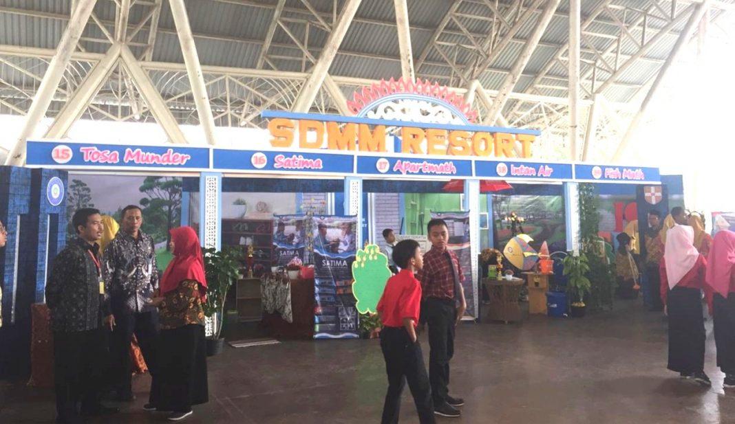 Bertema Resort, Ini Cara Kunjungi Stand SDMM di Festival Sains Gresik agar Temukan Inspirasi