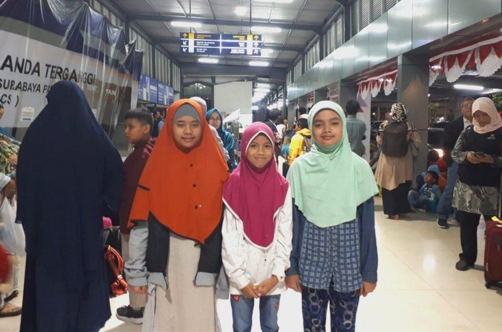 Ke Bogor, Tiga Siswa SDMM Ini Siap Ikuti Final OMSI IV
