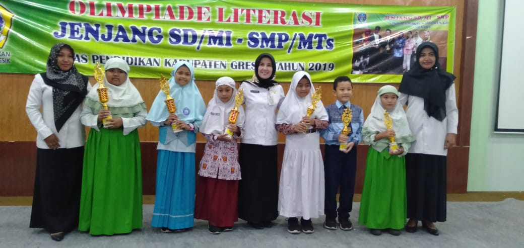 Di Balik Kemenangan Siswa SDMM Ini dalam Lomba Cerpen Olimpiade Literasi