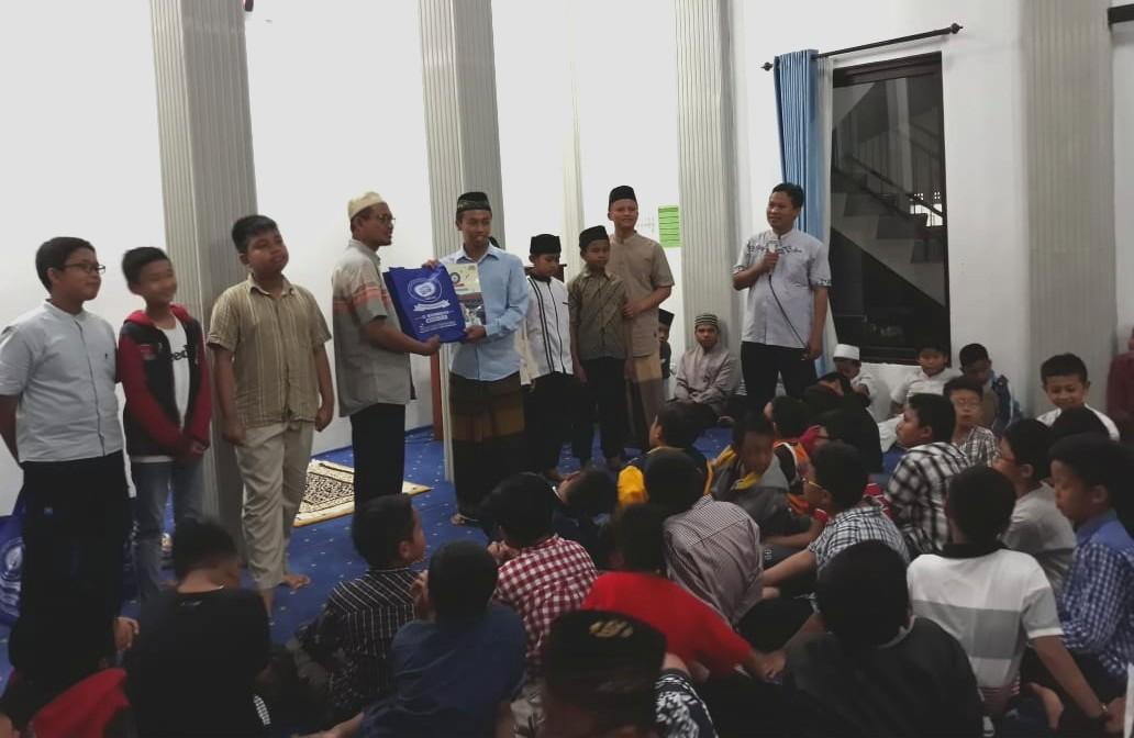 SDMM Hibahkan Laba Kids Enterpreneurship ke Panti Asuhan Aisyiyah Batu