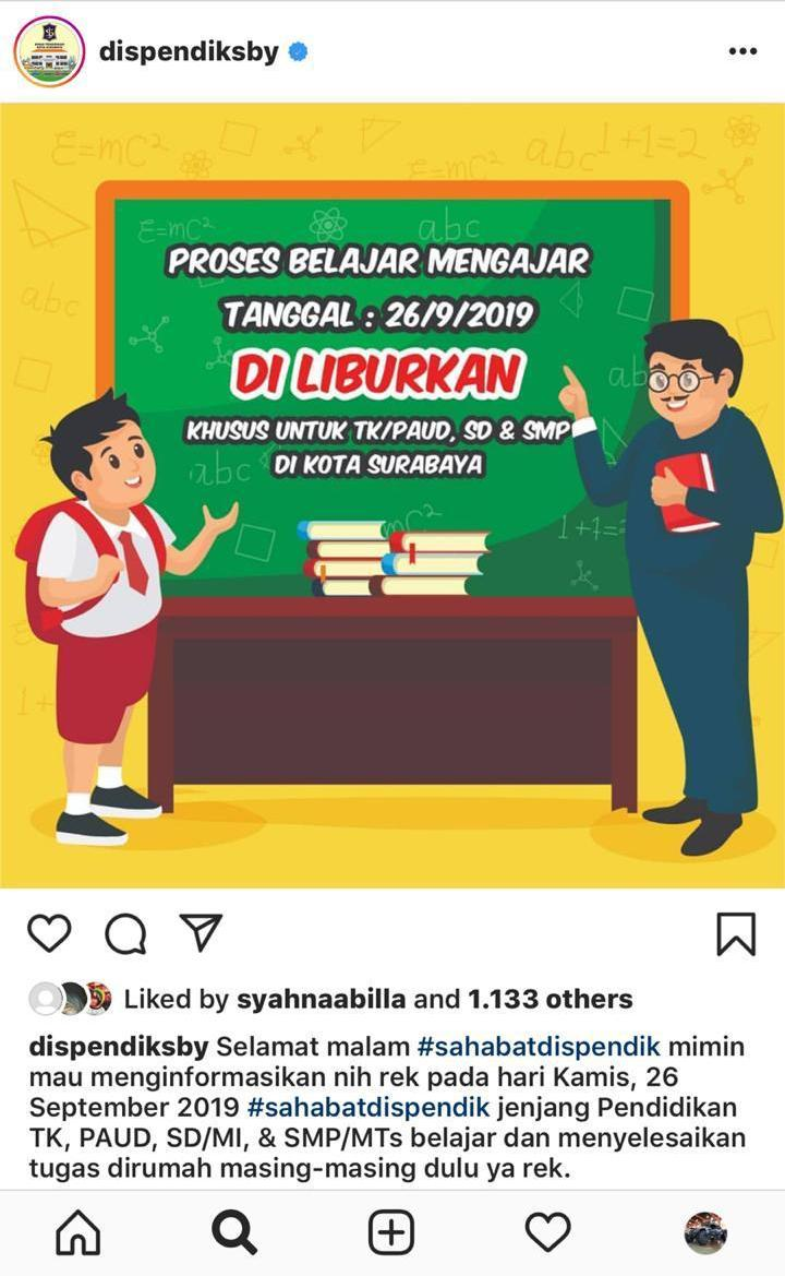 Ada Demo Mahasiswa Di Dprd Jatim Sekolah Di Surabaya