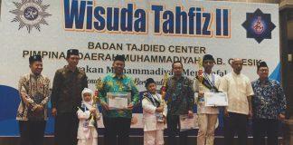 Wisuda Talent Remas At Taqwa