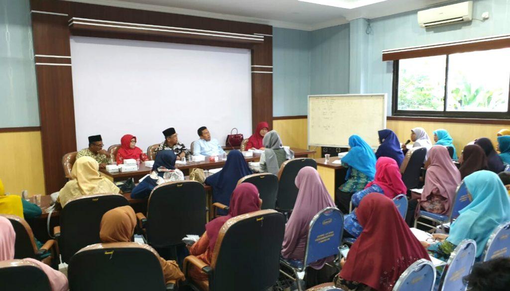 Prof Zainuddin Maliki bersama IGABA Lamongan