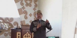 Amalan sunah pembawa rezeki dibeberkan oleh Ustadz Riza Muhammad dalam Tabligh Akbar di Masjid At Taubah Rest Area KM 726B Tol Surabaya-Mojokerto