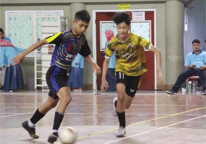 Final Fubamio V 2K20 di Wahana Ekspresi Poesponegoro (WEP) Jalan Jaksa Agung Suprapto Gresik, berlangsung meriah, Sabtu (18/1/20).
