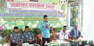 TPA Aisyiyah Al Muhairin Deket Adakan Tahfidz Holiday