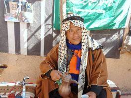 Hajar Aswad di Museum Al Amoudi