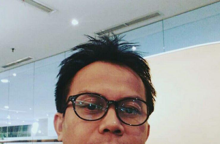 Ketua BAN-SM Toni Toharudin