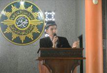 Dai Mualaf dari Daarut Tauhiid Dennis Lim Setiawan menjelaskan tiga tingkatan nikmat yang diperoleh manusia atas anugerah Allah.