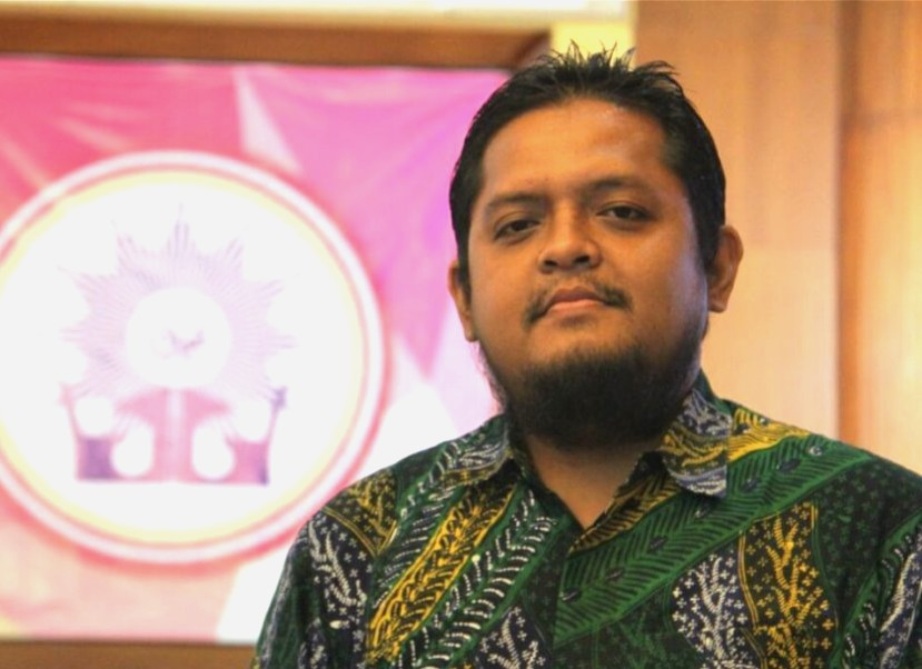 Sekretaris Majelis Dikdasmen PWM Jatim Phonny Aditiawan Mulyana