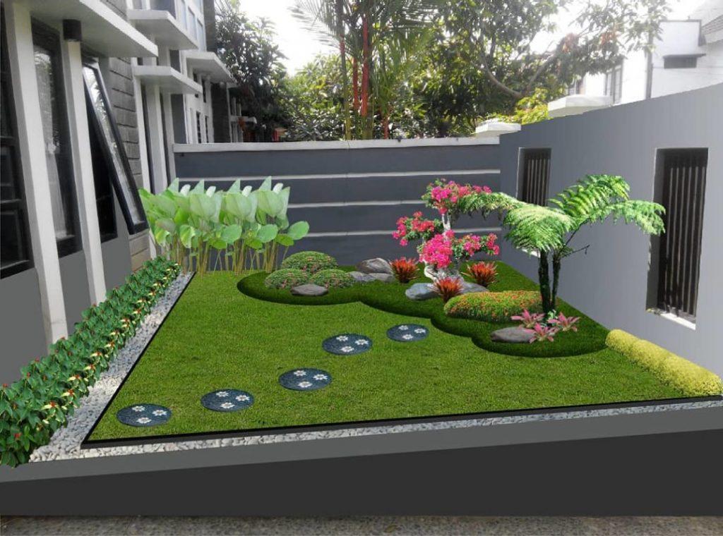 Jasa pembuatan taman terbaik di Yogyakarta ya Tukang Taman Jogja. Selain didukung tenaga ahli, juga sudah berpengalaman. Harganya pun kompetitif.
