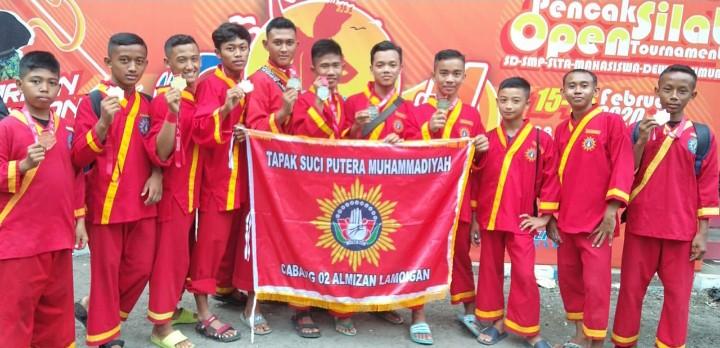 Enam emas diboyong Al-Mizan dari ajang Banyuwangi Internasional Championship 1. Ajang ini digelar di GOR Tawang Alun Banyuwangi, Sabtu-Ahad (15-16/2/2020).