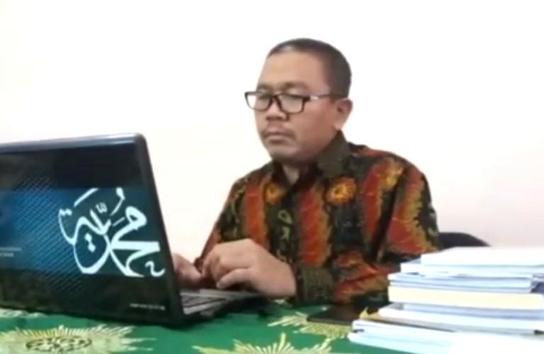 Kepala Kantor PWM Jatim wafat, ini testimoni bagusnya akhlak Chusnul Choliq yang meninggal Sabtu (1/2/2020) pukul 20.40 WIB di RSML.