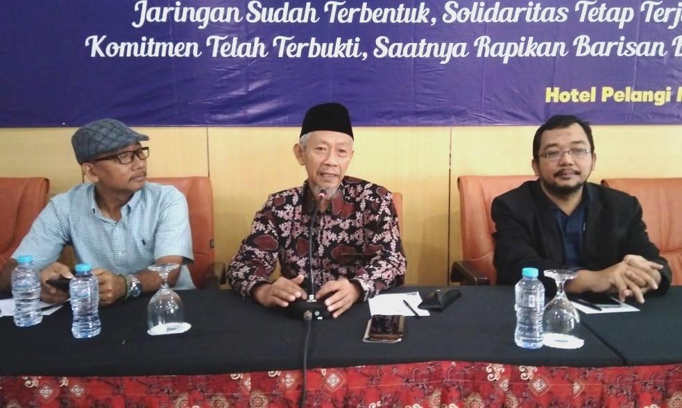 Jihad politik Muhammadiyah untuk tegakkan keadilan dan mencegak kedzaliman. Karena itu upaya politik harus menjadi the first.