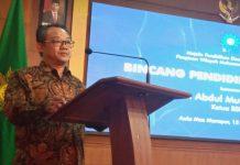 Merdeka belajar bukan sepenuhnya kebijakan baru. Demikian pendapat Kepala Badan Standar Pendidikan Nasional (BSPN) Dr Abdul Mu'ti MEd.