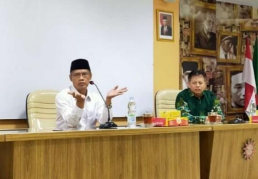 Pesan terbaru Haedar Nashir untuk sekolah Muhammadiyah dalam menghadapi tantangan dan persaingan dunia pendidikan yang semakin ketat.
