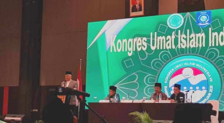 Trauma satukan parpol Islam, Din Syamsuddin mengusulkan pembentukan partai Islam tunggal yang baru. Usulan itu mengemuka dalam KUII (Kongres Umat Islam Indonesia) VII di Pangkalpinang, Bangka Belitung, Kamis (27/2/2020).