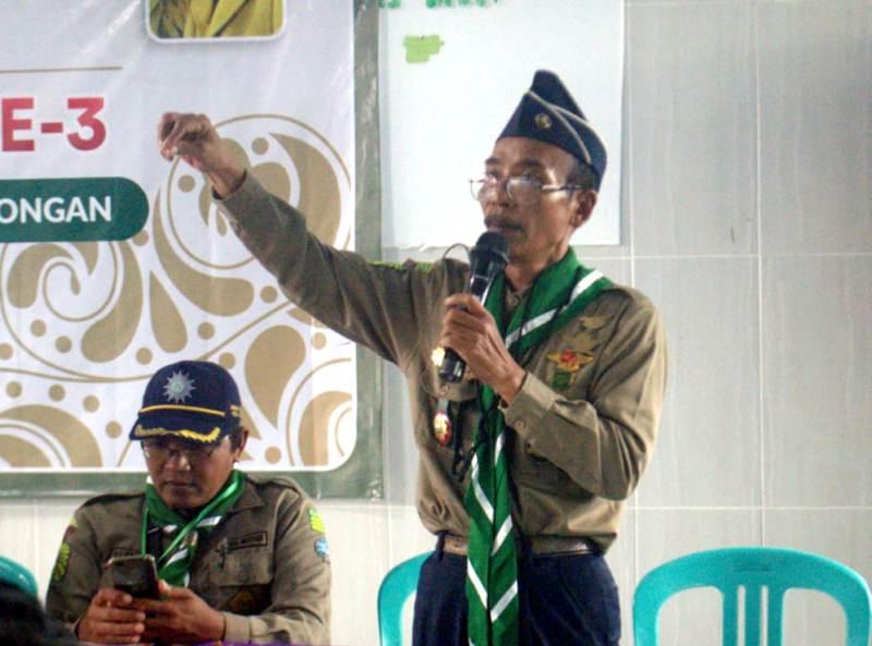 Kwarda HW Lamongan mendapat pimpinan baru Ramanda Yusuf Ismail yang dipilih sebagai ketua umum dalam Musyda III. (Fathan/PWMU.CO)