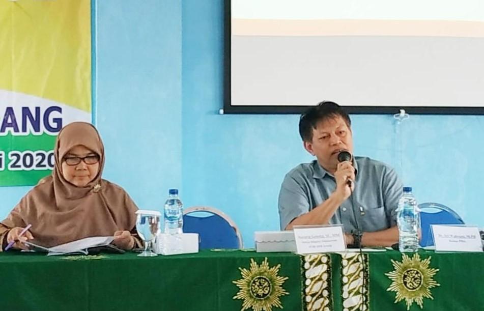 Majelis Dikdasmen PCM GKB Gresik buka rahasia kelola sekolah unggul dalam Workshop Pengembangan Aisyiyah Boarding School Malang.