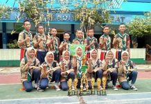 Madtsamuda Paciran meraih juara umum I Olimpiade Soedirman dalam Gebyar Muhiba, Jumat-Sabtu (14-15/2/2020). Prestasi ini mengulang sukses tahun 2016.