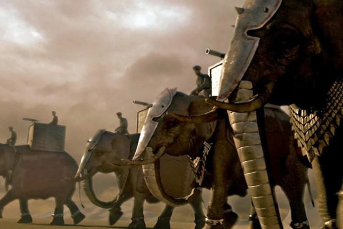 Kenapa pasukan gajah menyerang Kakbah. Ilustrasi pasukan gajah Abraha yang gagal menyerang Kakbah.