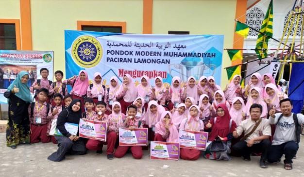 Di Olimpiade Ahmad Dahlan (OAD), siswa SD Musaba raih prestasi. OAD diselenggarakan oleh Majelis Dikdasmen Pimpinan Daerah Muhammadiyah (PDM) Lamongan.