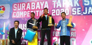 Sekolah Kreatif SD Musi Menganti dinobatkan sebagai Juara Umum III Tingkat SD dalam Surabaya Tapak Suci Competition (Spartan) 2020.