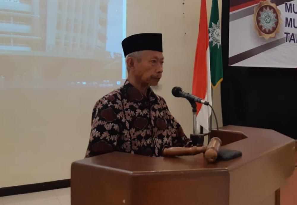 Ketua PWM Jatim Saad Ibrahim.