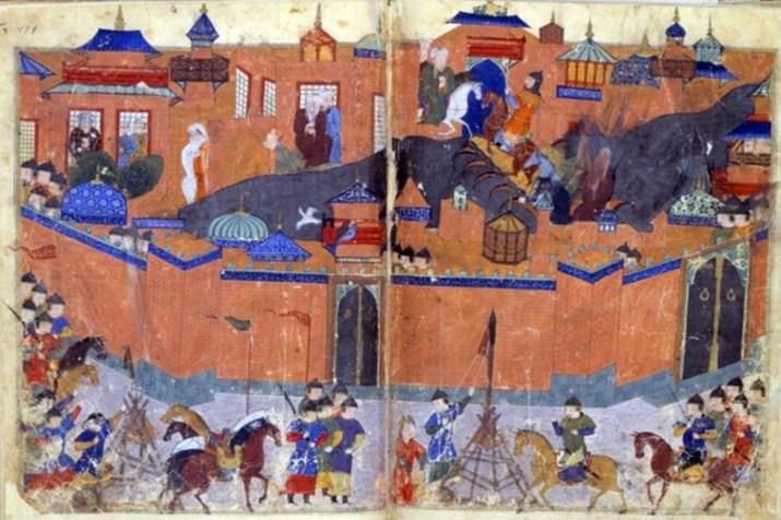 Kisah pilu pembantaian perpustakaan-perpustakaan Islam dimulai di Andalusia tahun 1258 di Baghdad hingga tahun 1992 di Bosna Herzegovina.