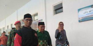 Peresmian RSUM Lumajang, Sabtu (8/2/2020), menyelipkan cerita haru. Hal itu disampaikan Wakil Bupati Ir Indah Amperawati MSi. (Kuswantoro/PWMU.CO)