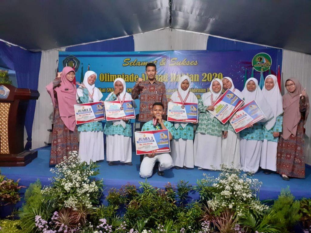 Siswa-siswi MAM 9 Lamongan kembali mengharumkan nama sekolah dan Pondok Pesantren Al-Mizan Muhammadiyah Lamongan. Tapi mereka tidak boleh puasa.