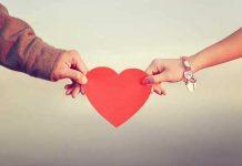 Ilustrasi Valentine's day yang dirayakan tiap 14 Februari.