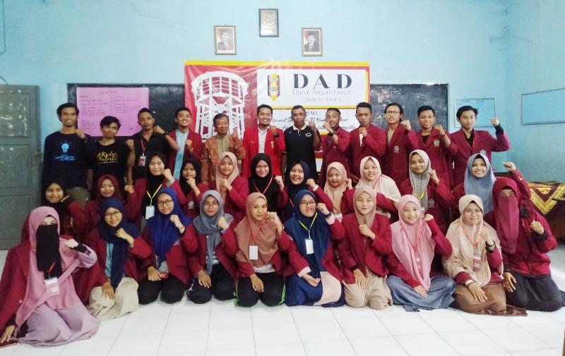 IMM Usuludin FIAD UMSurabaya mengadakan Darul Arqam Dasar di Kudu Jombang. (Rizal/PWMU.CO)
