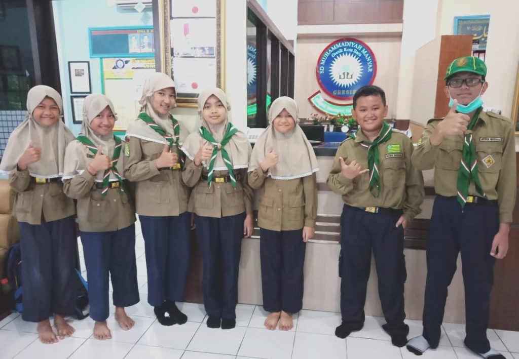 7 siswa SDMM lolos Final KSNR 2020. Final Kompetisi Sains Nalaria Realistik (KSNR) II akan digelar Pondok Pesantren Darul Muttaqien Bogor, Jawa Barat, Ahad (29/3/2020).