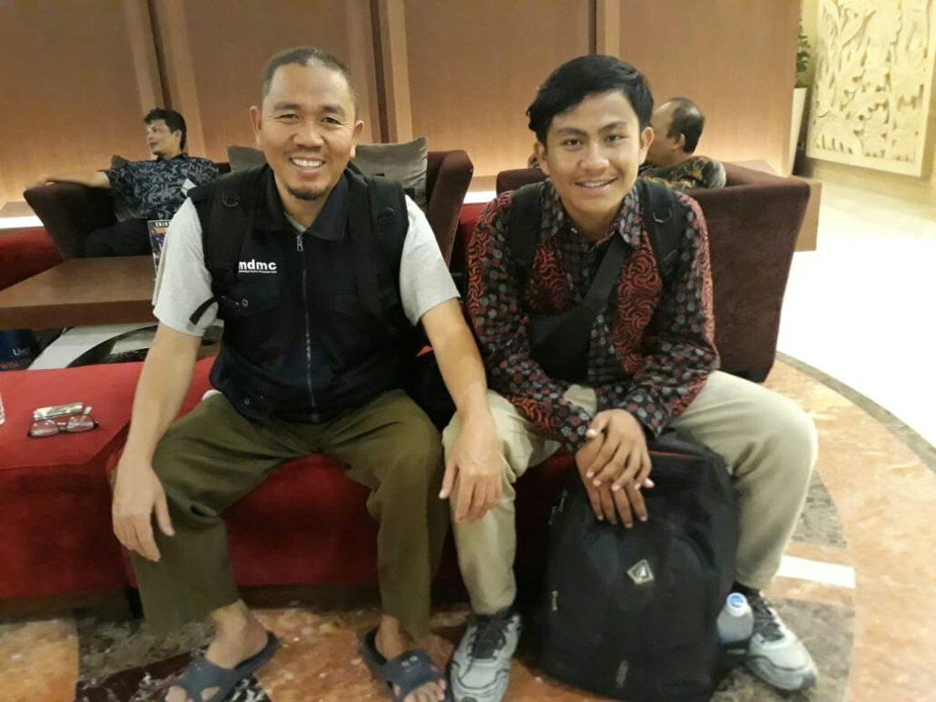 Bahagia dan sedih di liputan khusus pertama dialami Faiz Rijal Izzuddin, kontributor Lamongan yang 'hijrah' ke Solo. Berikut catatan mahasiswa Universitas Muhammadiyah Solo itu.
