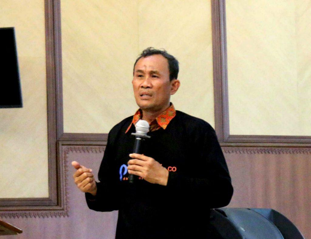 Hikmah di balik wabah Corona. Wakil Ketua Pimpinan Wilayah Muhammadiyah Nadjb Hamid, mengatakan, di balik setiap peristiwa selalu ada hikmah yang menyertainya. Termasuk soal corona.