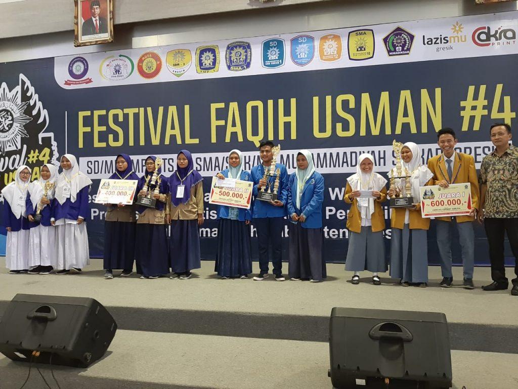 Inovasi baru di Festival Faqih Usman (FFU) #4, Cerdas Cermat SMA/MA/SMK mengangkat materi Ismuba, Sabtu (7/3/20).