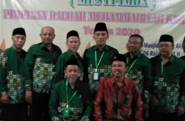 Muhammadiyah masih penonton, belum sebagai pemain politik. Maka Muhammadiyah perlu mengambil peran lebih dalam kontestasi pilkada tahun ini.